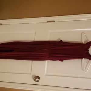 BRAND NEW NVER WORN LONG DRESS